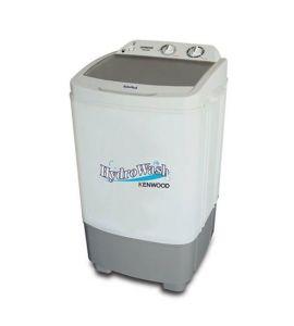 Kenwood Top Load Semi Automatic Washing Machine 8 KG (KWM-899W) - On Installment - IS
