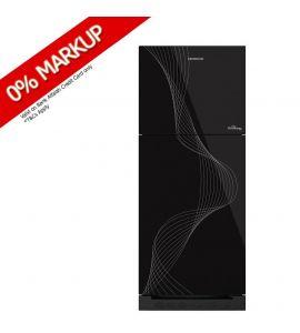 Kenwood KRF-24457 GD 13 Cubic Feet Glass Door Refrigerator New Persona Plus Series German Technology Compressor & Energy Efficient 35% On Installment