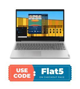 Lenovo Ideapad S145 81VD00CKAX Core i3 8th Gen 4GB 1TB HDD 15.6-Inch Win 10 flat 5% off TM