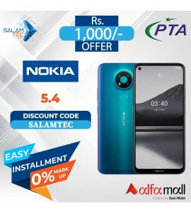 Nokia 5.4 4GB, 128GB On Easy Installment with Official Warranty - Salamtec