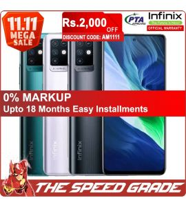 Infinix Note 10 - 6GB RAM - 128GB Storage - 1 Year Official Brand Warranty | On Installments | The Speed Grade