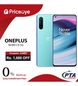 OnePlus Nord CE 5G ( 256 GB '| 12 GB RAM ) - On Easy Installments