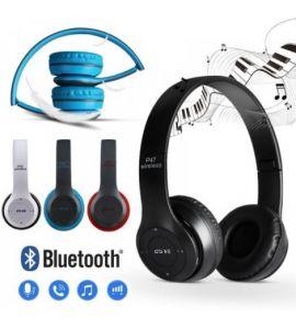 Premium Quality P-47 Wireless Bluetooth Headphones.