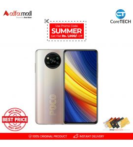Xiaomi Poco X3 Pro (8GB + 256GB) with One Year Official Warranty & PTA Approved CoreTECH