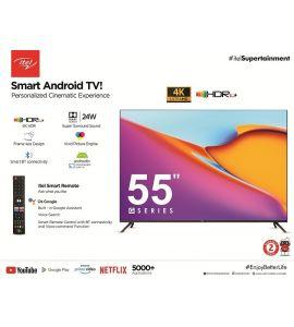 "itel 4K UHD Android LED 55"" G5514"