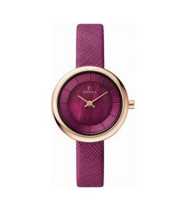 Obaku Stille Women's Watch Purple (V146LXVQRD)