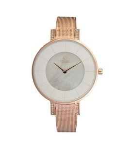 Obaku Quartz Women's Watch Rose Gold (V158LEVWMV)