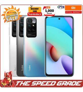 Xiaomi Redmi 10 - 6GB RAM - 128GB Storage - Official Warranty   The Speed Grade