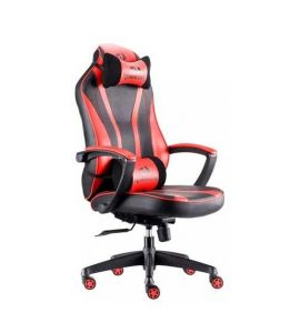 Redragon Metis Gaming Chair Black/Red (C102-BR) - On Installment - IS