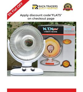 Electric Dish Heater for Room N-8855 800/1000 Watts Free Shipping - Flat 5%
