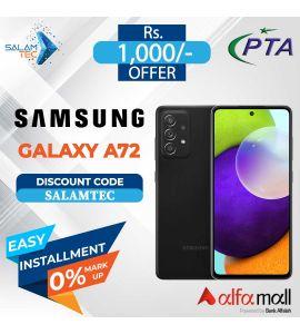 Samsung Galaxy A72 8GB, 128GB On Easy Installment - Salamtec