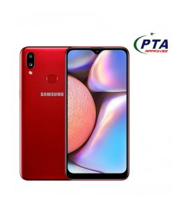 Samsung Galaxy A10s RED- PTA Approved - 5% Off
