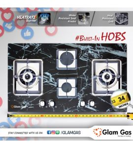 Built-In Gas Hob - GG-B435-Ford