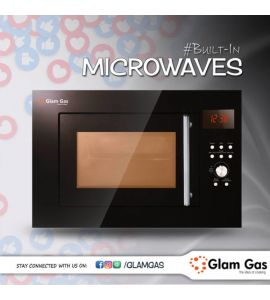Built-In Microwave - GG-BM100 (Black) -009
