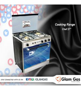 Cooking Range Gas - GG-CHEFS 27 TG