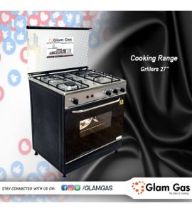 Cooking Range Gas - GG-Grillers 27