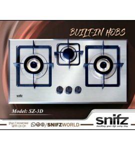 Built-In Gas Hob - SZ-3D