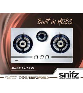 Built-In Gas Hob - SZ-CHEFZI