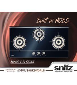 Built-In Gas Hob - SZ-I-12 Cube
