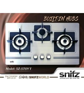 Built-In Gas Hob - SZ-STOVY
