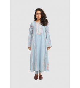 Generation Unstitched Winter Embroidered 2pcs SNS-046