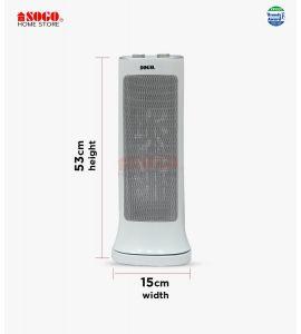 Sogo Ceramic Fan Heater (JPN-78)