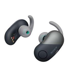 Sony Wireless Noise Canceling In-Ear Headphones (WF-SP700N) - On Installment - IS