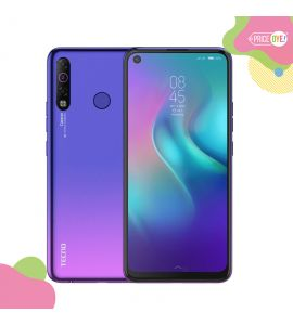 Tecno Camon 12 Air ( 64GB , 4GB RAM ) Stellar Purple