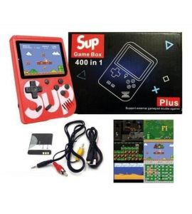 Magic Cube For Game Boy SUP X Game Box 400 Classic Game In One Handheld Game Console Multicolor