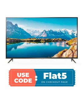 TCL L55P8US 55-Inch Android UHD Smart 4K LED TV flat TM