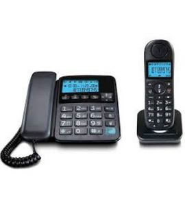 Uniden Corded / cordless Telephone AT 4503