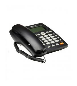 Uniden Corded Telephone with Caller Id AS 7412