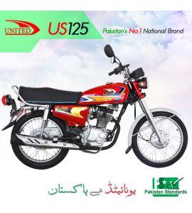 US 125 Motorcycle