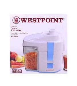Westpoint 1753 Hard fruit juicer - SNS