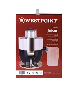 Westpoint 5162 Hard fruit juicer New Model - SNS