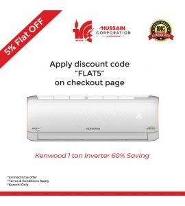 Kenwood KET-1226S E Tech Diamond Split Air Conditioners 1.0 Ton With Official Warranty-KARACHI ONLY-INCLUDING FREE DELIVERY-FLAT 5 % OFF