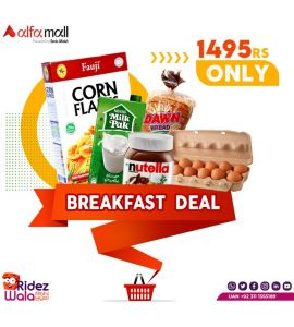 Dk Breakfast Deal