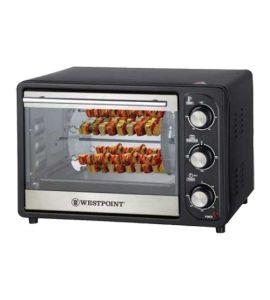 Westpoint Rotisserie Oven Toaster 24 Ltr (WF-2310) - IS