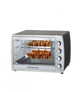 Westpoint Rotisserie Oven Toaster with Kebab Grill (WF-6300) - IS