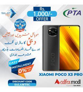 Xiaomi Poco X3 Pro (8GB,256GB)-SalamTec