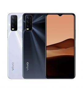 Vivo Y20 - 6.51 Inch Display - Rear Camera 13MP Front Camera 8MP - 4GB RAM - 64GB Storage- 1 Year Official Brand Warranty | On Installments| With Free Handsfree | Gear Up