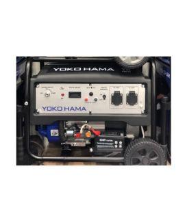 Yokohama Self Start 2.5 KW Generator (YH2800 E) - On Installment - IS