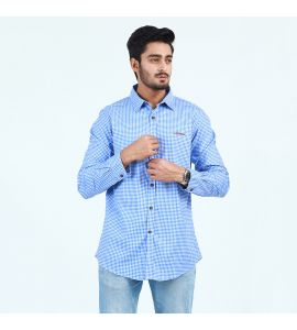 Blue Lines Casual Shirt For Men