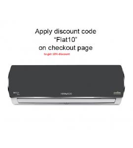 Kenwood Split Air Conditioner E Eco Plus Dc Inverter 2 Ton KEE-2435S 75% Heat & Cool Flat 10%