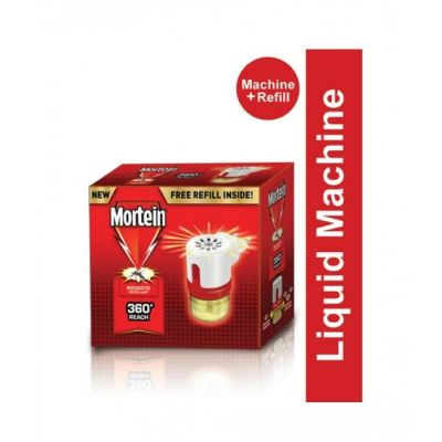 Mortein Machine With Free Refill